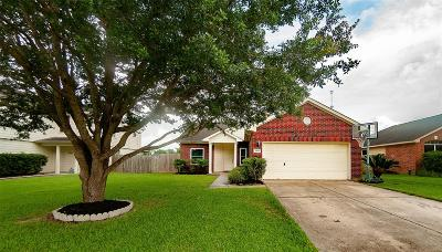 Alvin Single Family Home For Sale: 1418 Barras Street