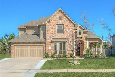 Conroe TX Single Family Home For Sale: $389,900