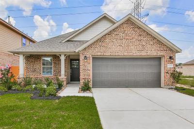Spring TX Single Family Home For Sale: $234,704