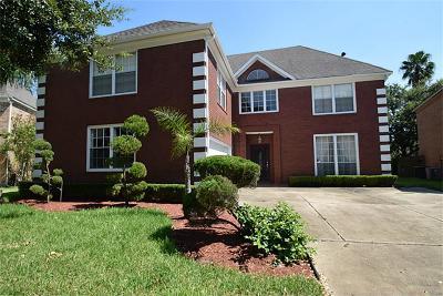 Missouri City Single Family Home For Sale: 4103 Laguna Circle