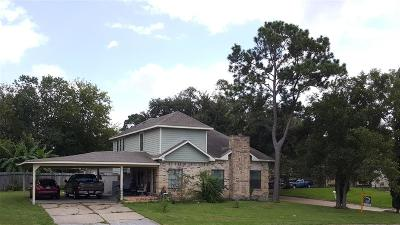 Channelview Single Family Home For Sale: 14903 Arundel Drive
