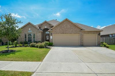 La Porte, Laporte Single Family Home For Sale: 911 Fairway Drive