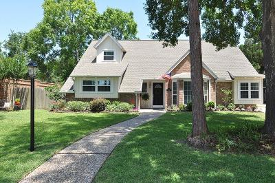 Houston Single Family Home For Sale: 14558 Carolcrest Drive