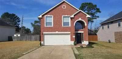 Spring Single Family Home For Sale: 9106 Grandview Park Drive