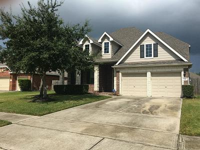 League City, League Single Family Home For Sale: 814 Arlington Pointe Drive