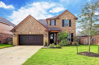 Brookshire Single Family Home For Sale: 29806 Bellous River Lane
