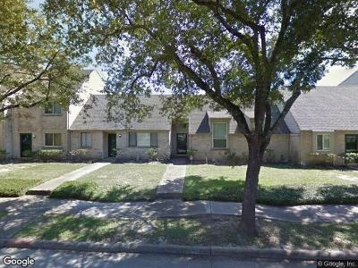 Houston TX Condo/Townhouse For Sale: $67,999