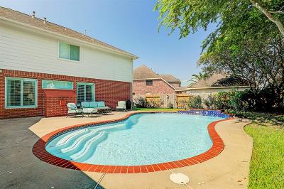 Pearland Single Family Home For Sale: 2607 Landera Court