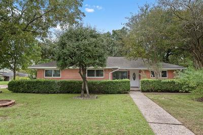 Houston TX Single Family Home For Sale: $415,000