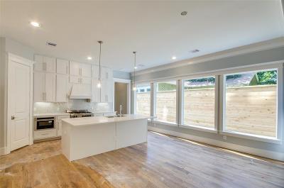 Houston Single Family Home For Sale: 538 Threlkeld Street