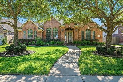 Katy Single Family Home For Sale: 2606 Falcon Knoll Lane