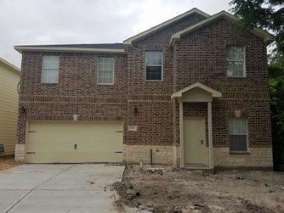 Houston Single Family Home For Sale: 1714 Finch Street