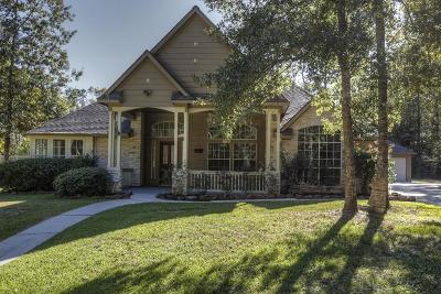 Conroe Single Family Home For Sale: 16516 Stonecrest Drive