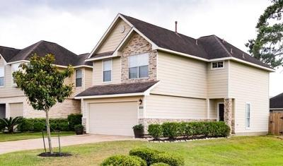 Houston Single Family Home For Sale: 10835 Aly Trace Court