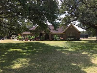 Brazoria County Single Family Home For Sale: 9621 Live Oak Court