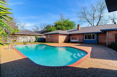 Houston Single Family Home For Sale: 5634 Pine Street