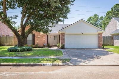 Houston Single Family Home For Sale: 13523 Clayton Hill Drive