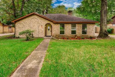 The Woodlands Single Family Home For Sale: 24707 Wilderness Road