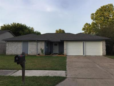 Houston TX Single Family Home For Sale: $183,000