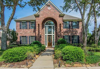 Katy Single Family Home For Sale: 4319 Leaflock Lane