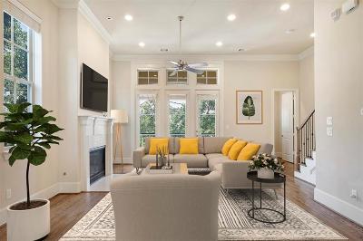Houston Single Family Home For Sale: 6602 Toledo Street