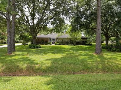 Friendswood Single Family Home For Sale: 207 Holly Springs Drive