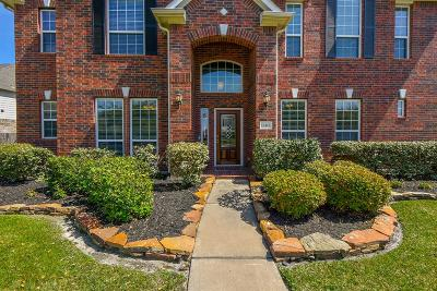 Tomball Single Family Home For Sale: 12418 Muller Sky Court