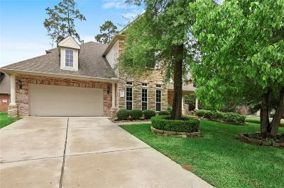 The Woodlands Single Family Home For Sale: 66 Fulshear Court
