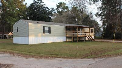 Willis Single Family Home For Sale: 9658 Warm Spring