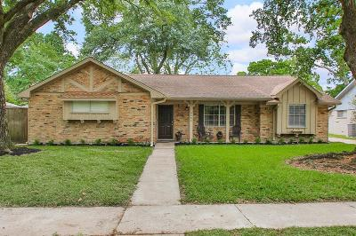 Houston Single Family Home For Sale: 10806 Rampart Street