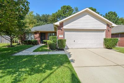 Tomball Single Family Home For Sale: 13635 Country Pine Court