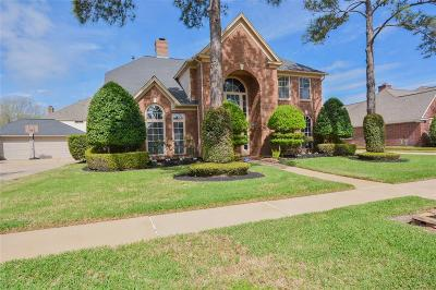 Katy Single Family Home For Sale: 2018 Shadow Forest Drive