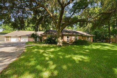 Huffman Single Family Home For Sale: 23319 Fantasia Drive