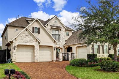 Houston Single Family Home For Sale: 11526 Montmarte