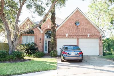 Sugar Land Single Family Home For Sale: 1255 Misty Lake Court