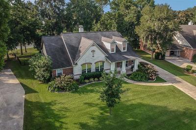 Fulshear Single Family Home For Sale: 5018 Oxbow Circle E