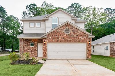 Conroe Single Family Home For Sale: 3684 Karissa