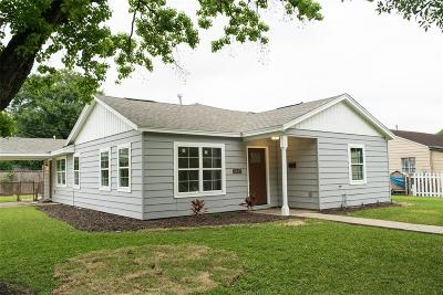 Single Family Home For Sale: 8603 Berndale Street
