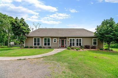 Brazoria Single Family Home For Sale: 4924 County Road 819