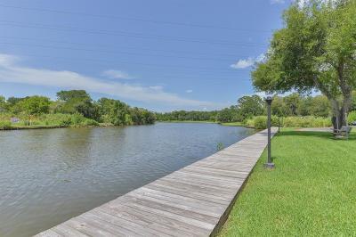 Dickinson Condo/Townhouse For Sale: 2127 Casa Rio Circle #B-16