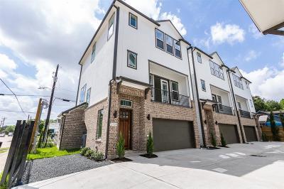 Houston Single Family Home For Sale: 2728 McGowen Street