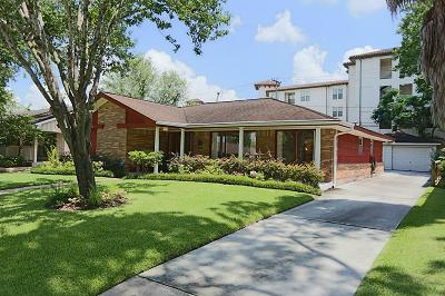 Houston Single Family Home For Sale: 3815 Tartan Lane
