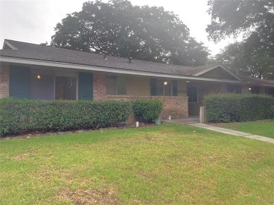 Houston TX Condo/Townhouse For Sale: $94,000