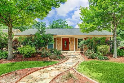 Houston Single Family Home For Sale: 3106 Westerland Drive