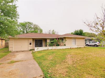 Galveston County Rental For Rent: 2122 18th Avenue N