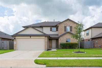 Manvel Single Family Home For Sale: 55 Rodeo Crest Drive