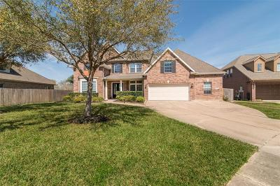 Friendswood Single Family Home For Sale: 2437 Pebble Lodge Ln Lane