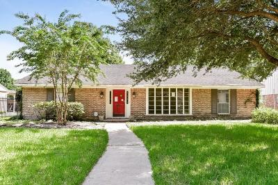 Houston Single Family Home For Sale: 10015 Valley Forge Drive