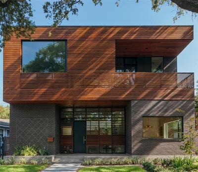Houston Single Family Home For Sale: 1504 Kipling Street