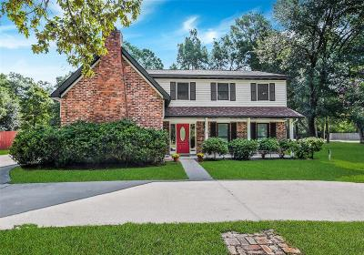Single Family Home For Sale: 15415 Conroe Drive Drive
